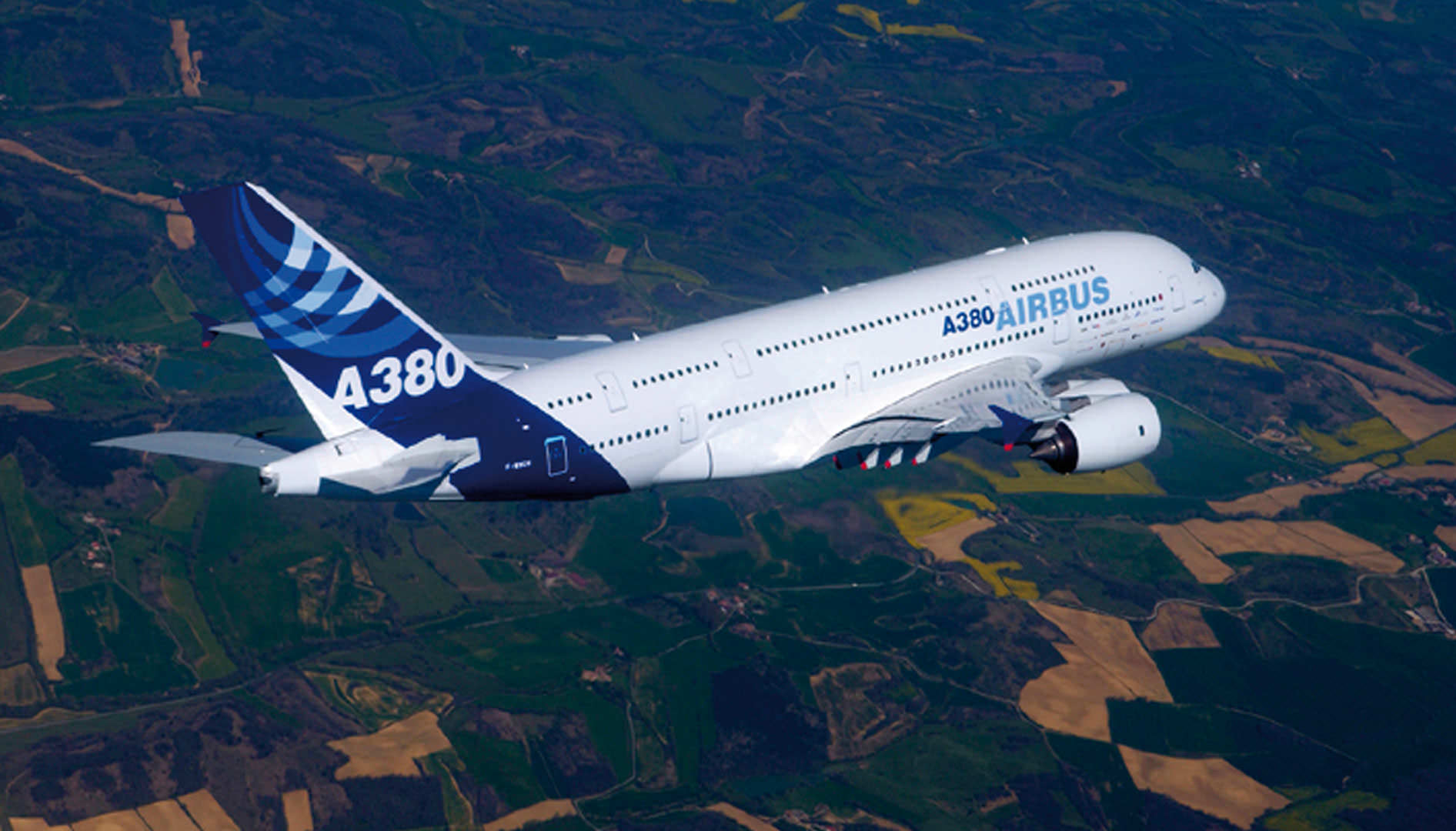 The A380 and the A-400 (military) are two of the latest models by Airbus to go on sale.